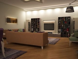 Living room by Sonmez Mobilya Avantgarde Boutique Modoko, Modern