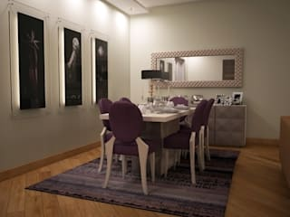 Dining room by Sonmez Mobilya Avantgarde Boutique Modoko, Minimalist
