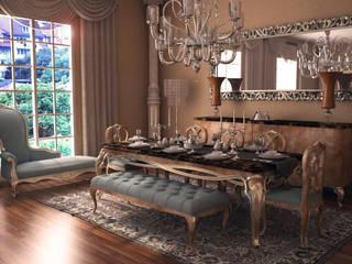 Dining room by Sonmez Mobilya Avantgarde Boutique Modoko, Classic