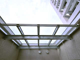 光と風が通る家: 田村淳建築設計事務所が手掛けた家です。