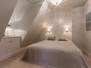 Home Staging Sylt GmbH Country style bedroom