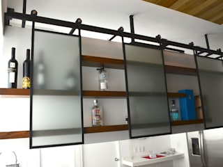 Hat Diseño KitchenCabinets & shelves
