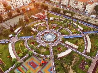 حديقة تنفيذ GREENLİNE PEYZAJ
