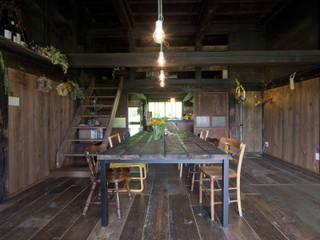 森の家: 井上貴詞建築設計事務所が手掛けたです。