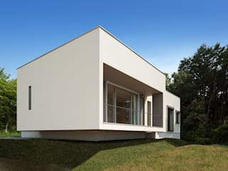 Casas de estilo  de Architect Show Co.,Ltd, Moderno