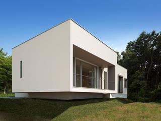 Дома в . Автор – Architect Show Co.,Ltd, Модерн