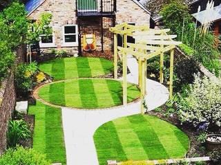 GREENLİNE PEYZAJ BERKANT YALÇIN Modern Bahçe GREENLİNE PEYZAJ Modern