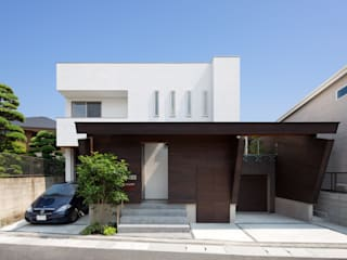 de estilo  por Architect Show Co.,Ltd, Moderno