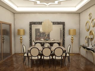 Dining room by Sonmez Mobilya Avantgarde Boutique Modoko, Classic