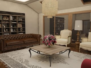 Living room by Sonmez Mobilya Avantgarde Boutique Modoko, Minimalist