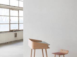 tonton desk&chair: modern  door eva craenhals, Modern