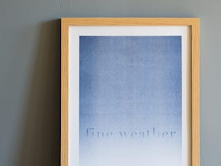 Fine Weather Print:   by Oggetto