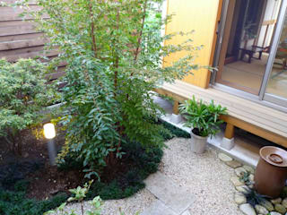 resound court 日本家屋・アジアの家 の 石井設計事務所/Ishii Design Office 和風