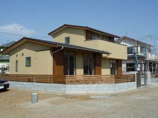 A House 日本家屋・アジアの家 の 石井設計事務所/Ishii Design Office 和風
