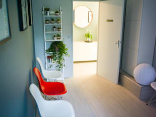 Rénovation d'un cabinet médical par Le Laboratoire Déco Scandinave