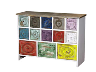 New Vintage Furnitures WENGE HOME Akdeniz