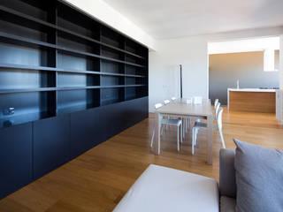 Casa MC Soggiorno moderno di Di Dato & Meninno Architetti Associati Moderno