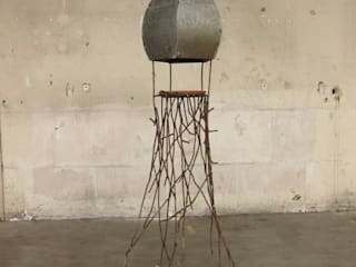 Bird-Welness-Centre  type Ajuin - groot:   door Rob van Acker - ijzerWERK