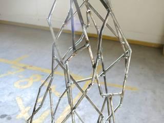 type langpootmug detail:   door Rob van Acker - ijzerWERK