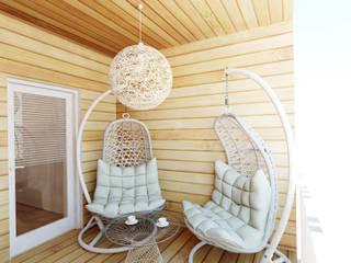 Ale design Grzegorz Grzywacz의  실내 정원