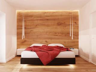 Ale design Grzegorz Grzywacz의  침실