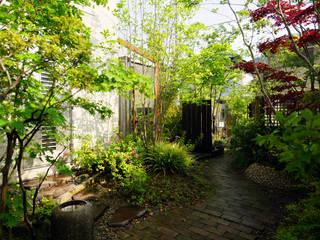 枝葉とびかう創作の庭 2007~ オリジナルな 庭 の にわいろSTYLE オリジナル