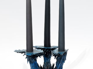Gravity Collection – Candle Holders:   door Jólan van der Wiel