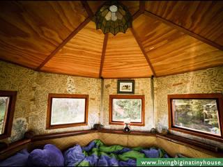 Projekty,  Sypialnia zaprojektowane przez Living Big in a Tiny House