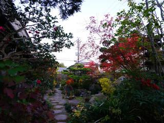 庭園よみがえりの庭 2014~ にわいろSTYLE オリジナルな 庭