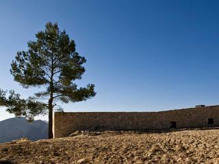 Casa en la montaña (CASA DE LA TORRE) Casas de estilo rural de Tomás Amat Estudio de Arquitectura Rural