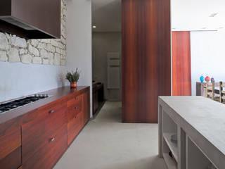 Tomás Amat Estudio de Arquitectura Landhaus Küchen