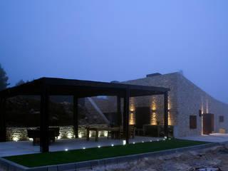 Tomás Amat Estudio de Arquitectura Landhäuser
