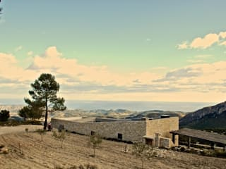 Tomás Amat Estudio de Arquitectura Country style house