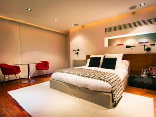 Concepto Taller de Arquitectura Dormitorios de estilo moderno