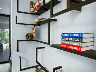 Casa Avandaro: Arte de estilo  por Concepto Taller de Arquitectura