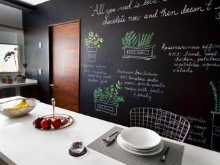 Concepto Taller de Arquitectura Modern style kitchen
