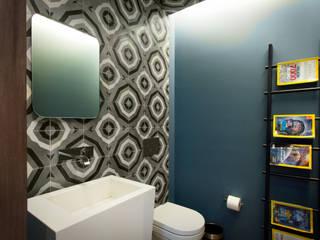 Concepto Taller de Arquitectura Modern style bathrooms