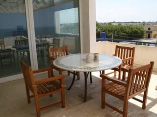 Appartamento con vista mare e giardino in vendita a Santa Maria al Bagno, Salento di Studio Immobiliare Spano Mediterraneo