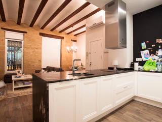 Cocinas de estilo clásico de Estatiba construcción, decoración y reformas en Ibiza y Valencia Clásico