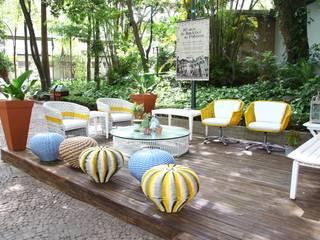 Выставочные центры в стиле модерн от Marcos Contrera Arquitetura & Interiores Модерн