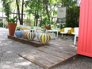 Marcos Contrera Arquitetura & Interiores Centre d'expositions modernes