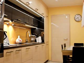 Кухни в . Автор – Patyna Projekt, Модерн