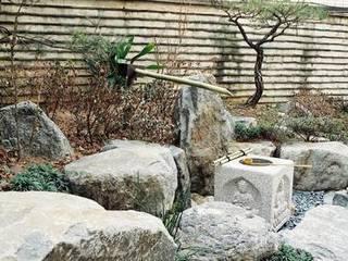 載和園庭園(都載旭内科日本庭園) 2002 アジア風 庭 の アーテック・にしかわ/アーテック一級建築士事務所 和風