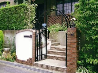 庭園・外構トータルリフォーム 2005 カントリーな 庭 の アーテック・にしかわ/アーテック一級建築士事務所 カントリー