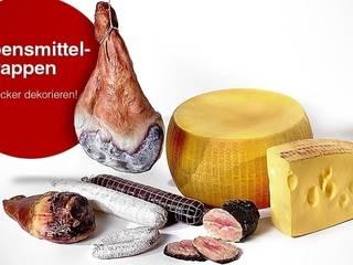 Leckere Verkaufsförderung: Täuschend echte Lebensmittelattrappen:   von Decorado GmbH