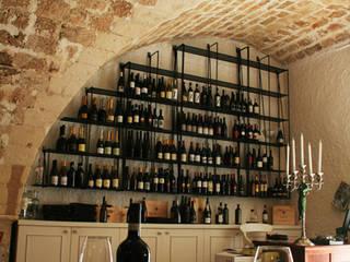 wine'n'wire di G'n'B studio Moderno
