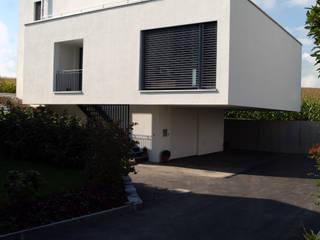 EFH Schlierenbachstrasse, Ehrendingen, 2000 Moderne Häuser von 5 Architekten AG Modern