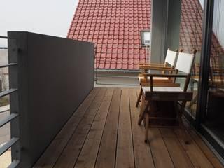 Balkon Moderner Balkon, Veranda & Terrasse von Firma Modern