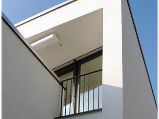 EFH Heimentalstrasse, Wettingen, 2005 Moderne Häuser von 5 Architekten AG Modern