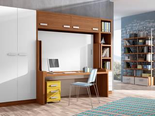 MUEBLES JUVENILES ABATIBLES Dormitorios de estilo moderno de Muebles Parchis. Dormitorios Juveniles. Moderno